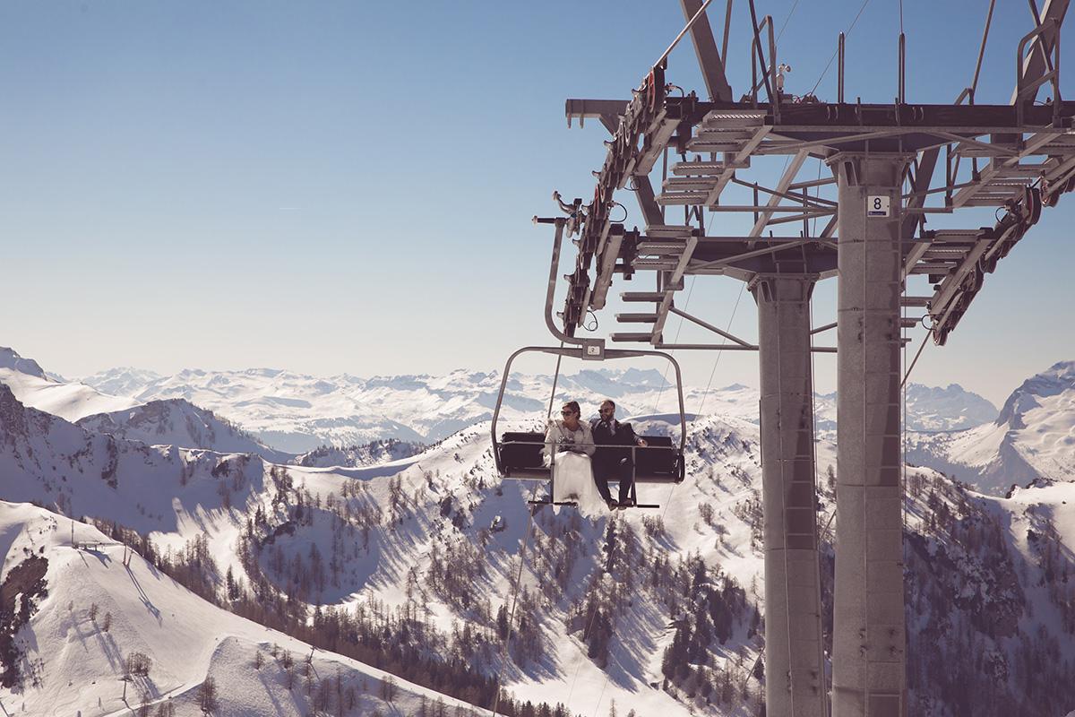 Winterhochzeit Liechtenstein